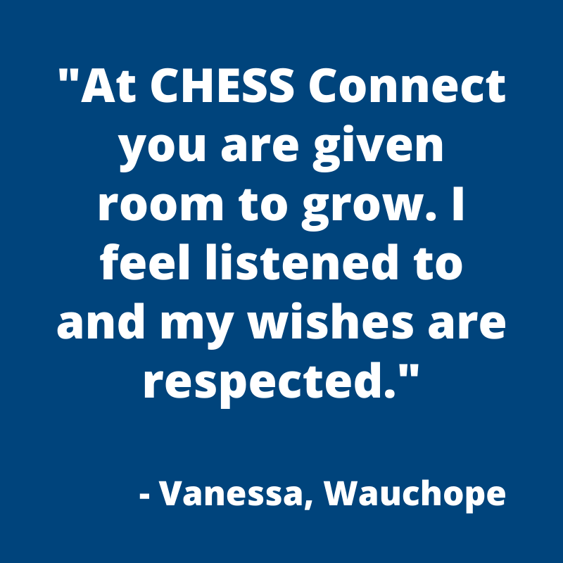 CHESS Connect testimonial
